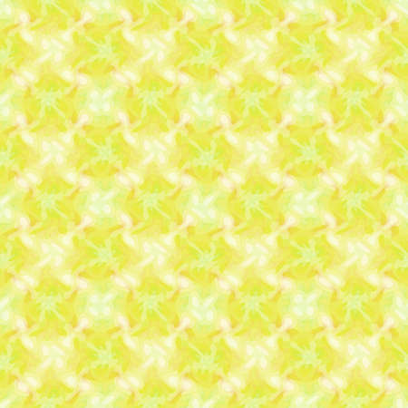 Abstract yellow tile pattern, Tiled texture background, Seamless illustration