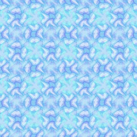 추상 라이트 블루 타일 패턴, 바둑판 식 된 질감 배경, 원활한 그림 스톡 콘텐츠