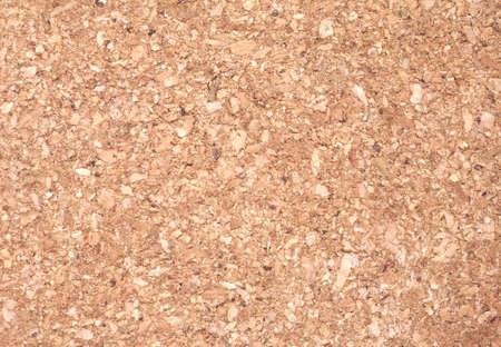 sandy brown: Sandy brown eco friendly cork texture horizontal front view closeup