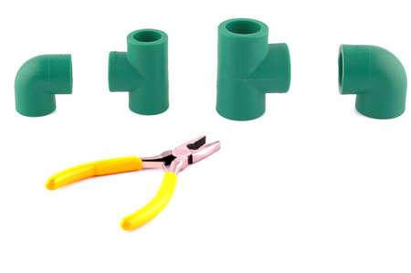 malleable: Plumbing material, plumbing fittings, bathroom renovation concept