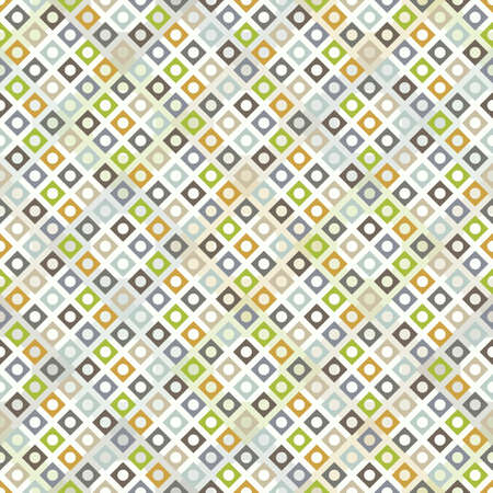 Seamless pattern with rhombuses Vettoriali