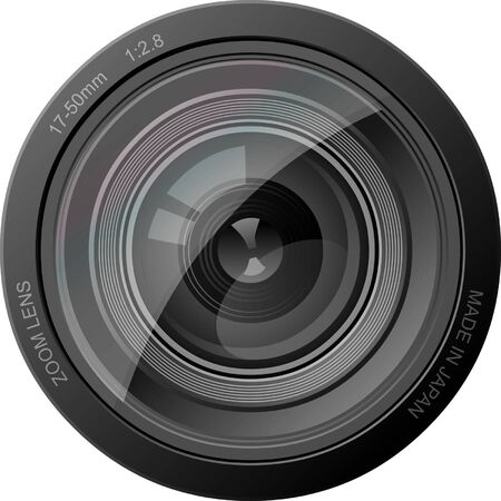 abstract zoom: Camera Zoom Lens