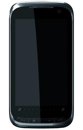 agenda electr�nica: Smart phone