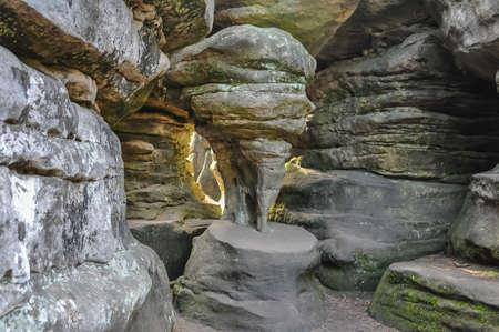 Bledne Skaly Stolowe Mountains National Park, Lower Silesia, Poland Stolowe Mountains