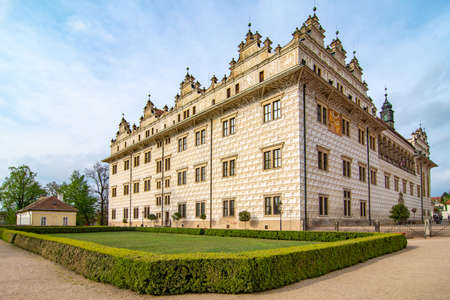 Litomysl (Litomyšl) Czech Republic renaissance castle UNESCO
