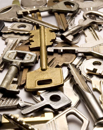 passkey: a background of keys