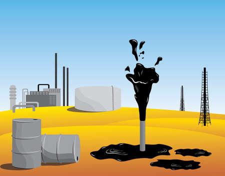 dangerous construction: oil producing organization