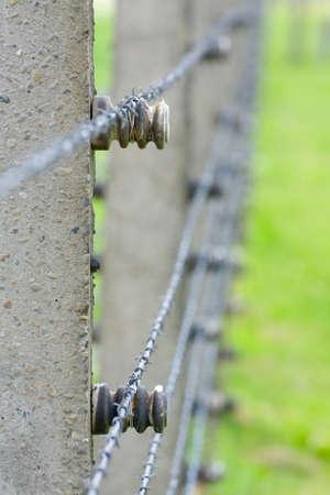 Auschitz Birkenau, fascist extermination camp, Poland photo