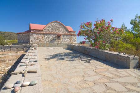 rhodes: chapel, Rhodes