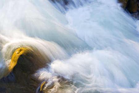Blur waterfall photo