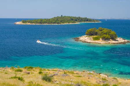 dalmatia: Panoramic views of the croatian coast, Dalmatia