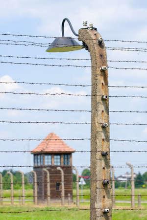 Auschwitz Birkenau Stock Photo - 14963433