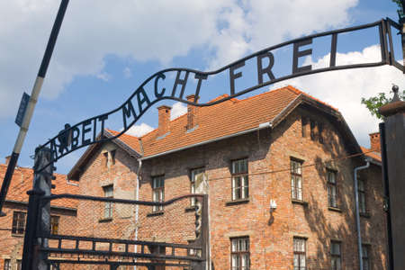 Auschwitz Birkenau Stock Photo - 14963426