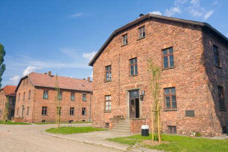 Auschwitz Birkenau Stock Photo - 14963473