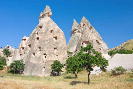 goreme: Cappadocia, Turkey Stock Photo