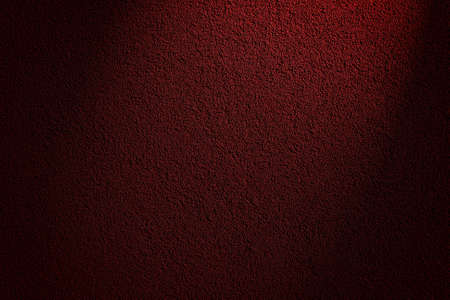 burgundy wall texture or background  photo
