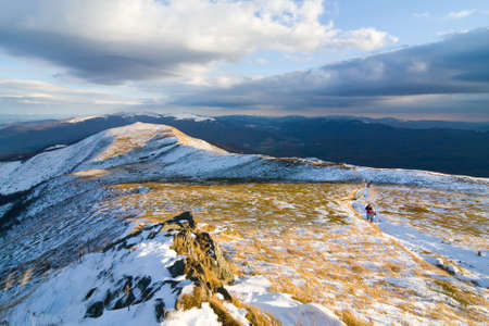 Bieszczady National Park, Poland photo