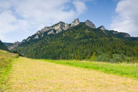 Three Crowns - Pieniny, Poland photo