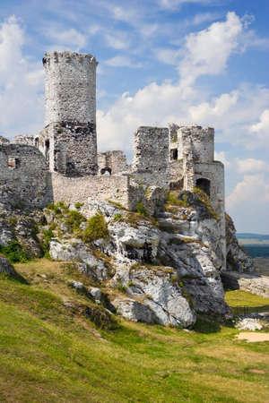 Ogrodzieniec Castle, Poland. Stock Photo - 16624798