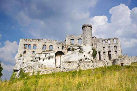 Ogrodzieniec Castle, Poland. Stock Photo - 16624819