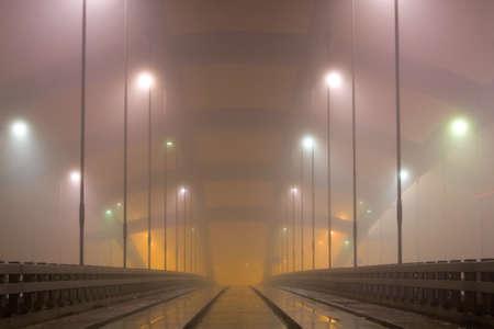 Kotlarski bridge, Krakow, Poland