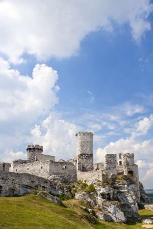 Ogrodzieniec Castle, Poland.  Stock Photo - 16837722