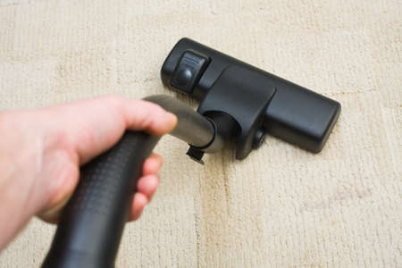 keeping room: Vacuum cleaner to tidy up the living room