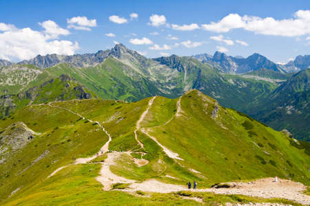 高タトラ山脈、ポーランド