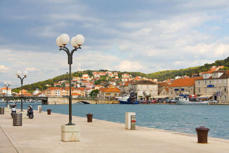 Trogir, town in Croatia photo