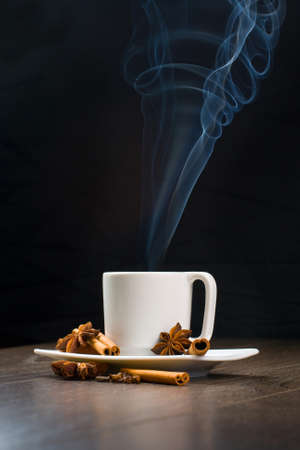 cup of coffee Stock Photo - 18063510