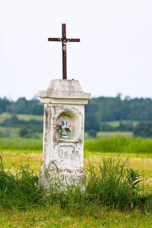 wayside: Wayside shrine