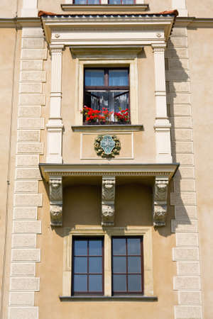 The Window on the Facade  photo
