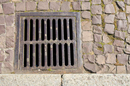 sewer grate photo