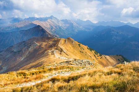 Czerwone Wierchy, Tatra Mountains, Poland photo