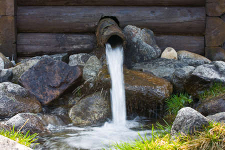 springwater: source of the river