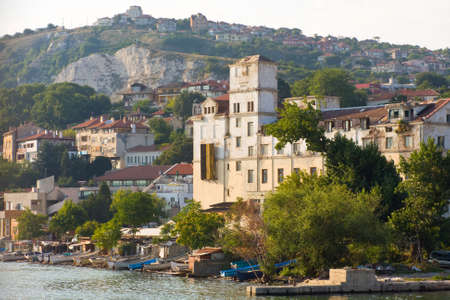 balchik: The town of Balchik on the Black sea coast, Bulgaria.