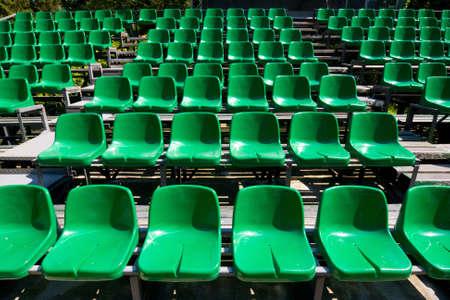 substitute: empty tribune