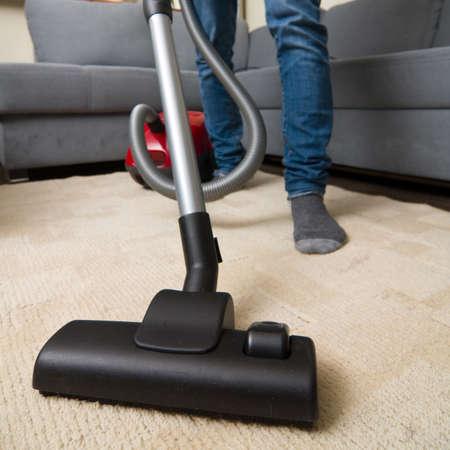 掃除機でホーム クリーニング