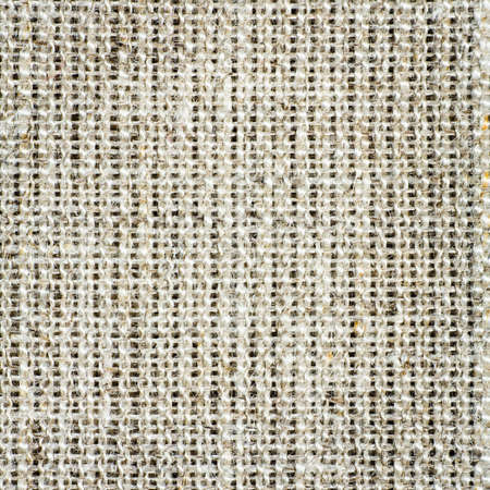 Background of crumpled burlap photo