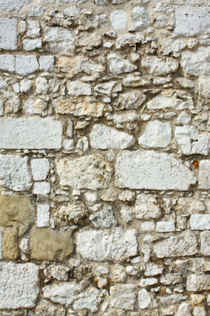 fortified wall: stone wal