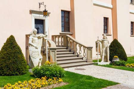 malone: Renaissance castle in Niepolomice, Poland