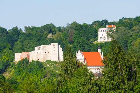 kazimierz dolny: Kazimierz Dolny, Poland Stock Photo