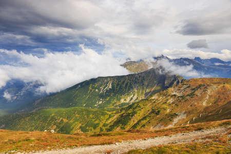 Red Peaks, Tatra Mountains, Poland photo