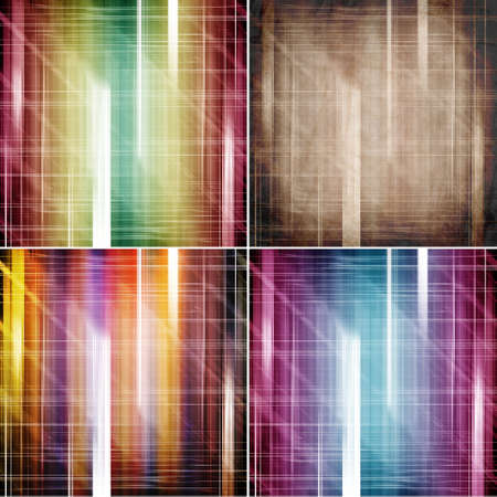 slant: set of abstract color backgrounds