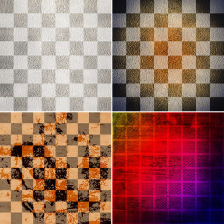 outworn: set of abstract color backgrounds