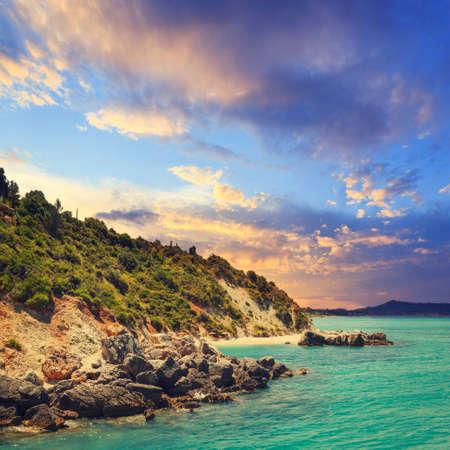 Xygia Beach, Zakynthos Island, Greece photo