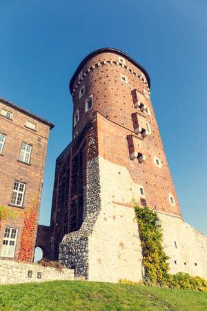 wawel: Wawel Castle in Krakow, Poland