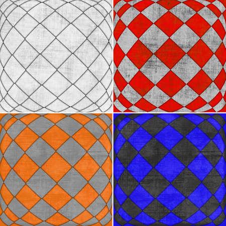 geometric grunge backgrounds