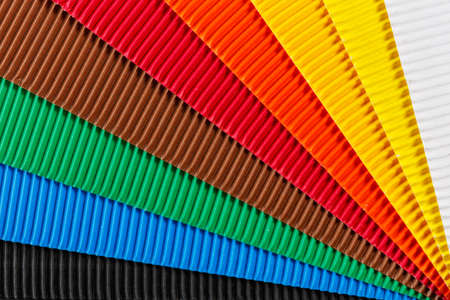 colorful cardboard texture photo