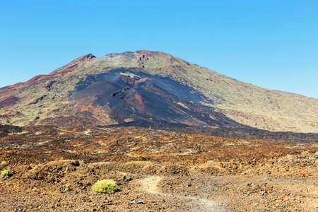 viejo: Pico Viejo, El Teide National Park, Tenerife, Canary Islands, Spain Stock Photo